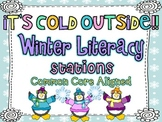 It's Cold Outside {Winter Literacy Stations}