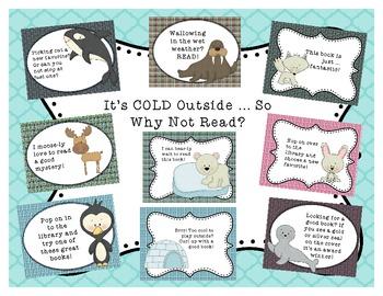 It's Cold ... So READ!
