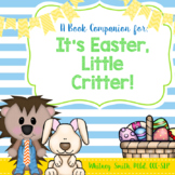 It's Easter, Little Critter Book Companion Packet