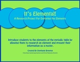 It's Elemental-Periodic Elements Research Poster