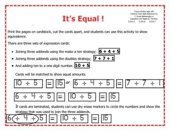 It's Equal !