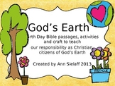 It's God's Earth Day