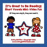 Short Vowel Word Families Video