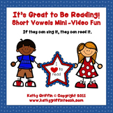 Short Vowel Word Families Video