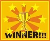 It's Great to Be a Winner!