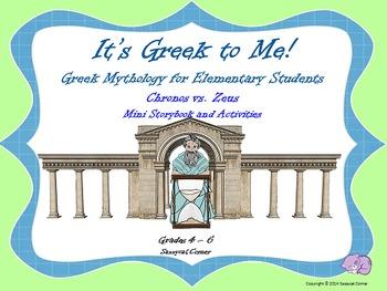 It's Greek to Me! - Chronos vs. Zeus - Myths for Elementar