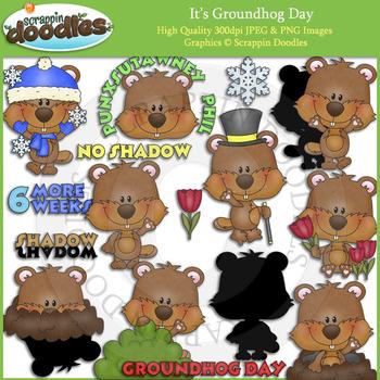 It's Groundhog Day