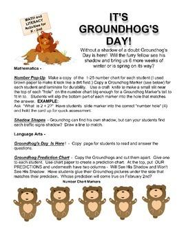 It's Groundhog's Day!