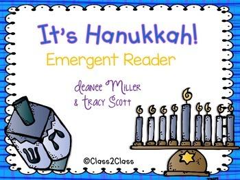 It's Hanukkah!