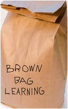 It's In The Bag, Baby - Brown Bag Book Project