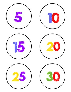 It's Late...It's Late...It's Late!  Classroom Clock Circles