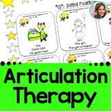 Articulation Therapy | Speech and Language Therapy | Speech Sounds Practice
