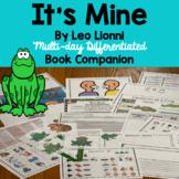 It's Mine by Leo Lionni, Book Companion: Tier Two Vocabulary, Comprehension