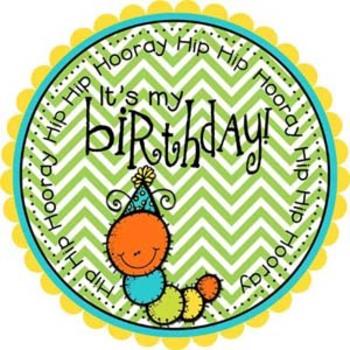 It's My Birthday: HUGE Freebie!