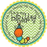It's My Birthday: HUGE Freebie!