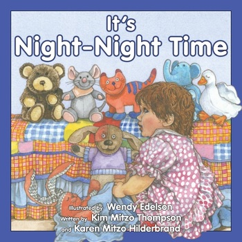 It's Night-Night Time Read-Along eBook & Audio Track