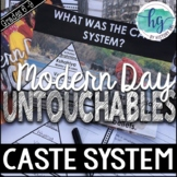 Modern Day Untouchables (Dalits) and the Caste System