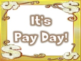 It's Pay Day! A Money Center Game