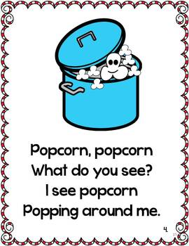 It's Popcorn Time: ELA CCSS Reading and Writing Unit
