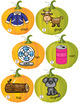 Phonemic Awareness-Rhyming - Pumpkin Rhymes