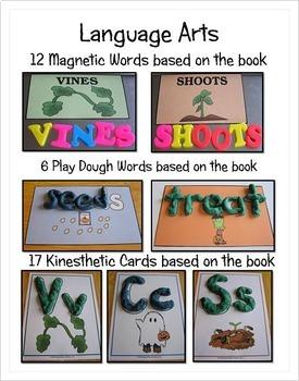 It's Pumpkin Time: Literacy, Math, Science and Art Center Activities