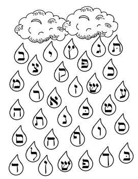 It's Raining Alef Bais