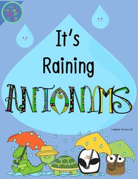 It's Raining Antonyms!