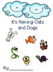 It's Raining Cats and Dogs! Silly Sentence Classbook for K to 1