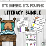 Its Raining Its Pouring Nursery Rhyme Literacy Math Activi