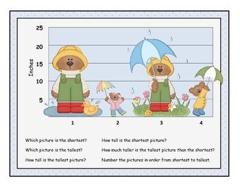 It's Raining: Rainy Weather Measurement Activity