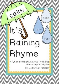 It's Raining Rhyme