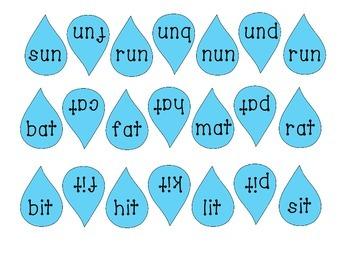 It's Raining Rhymes!