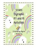 It's Raining Vowel Diagraphs!