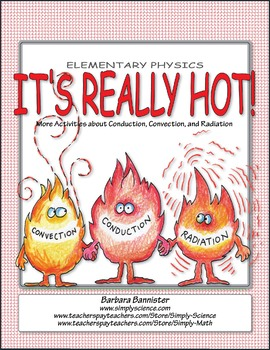 It's Really Hot! (More Activities for Teaching about Heat Transfer)