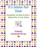 It's Science Fair Time Again!