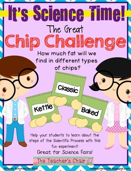 It's Science Time! The Great Potato Chip Challenge