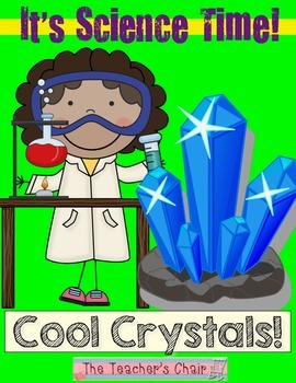 It's ScienceTime! Crystal Making Experiment