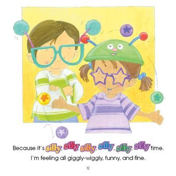 It's Silly Time Read-Along eBook & Audio Track