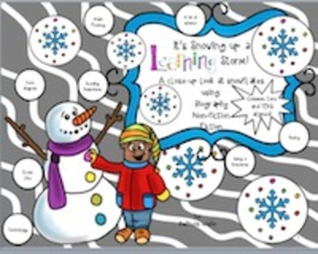 It's Snowing Up a Learning Storm!