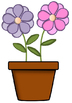 It's Spring!  14 Spring Clip Art in PNG format with transparent backgrounds