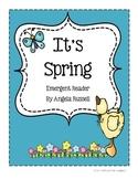 Emergent Reader - Spring