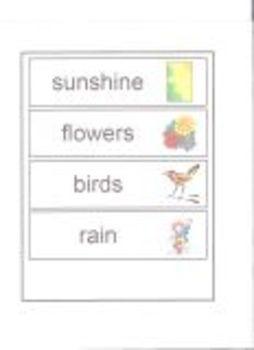 """It's Spring""! Lesson Plan"