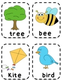 It's Spring Time! ESL Flashcards