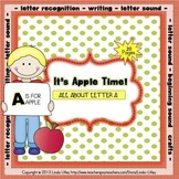 A is for Apple Literacy Activities