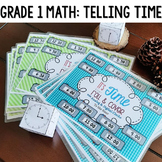 First Grade Math: Telling Time