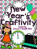 It's Time for a Change: New Year's Craftivity