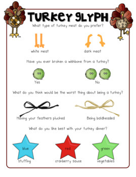 It's Turkey Time! Glyph