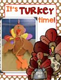 It's Turkey Time! Glyph