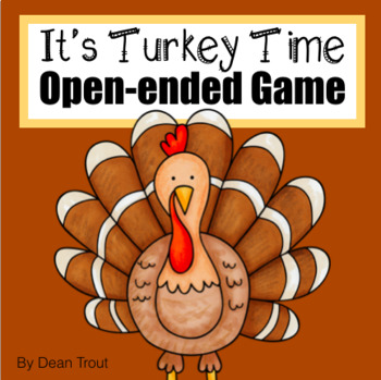 Open Ended Reinforcement Game Thanksgiving Turkey Time!