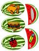 Phonemic Awareness-Rhyming - My Watermelon Rhymes
